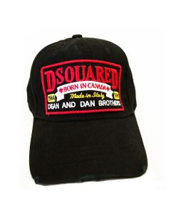 Шапка Dsquared Born in Canada