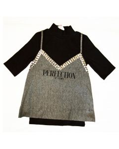 Дамска блуза с топ