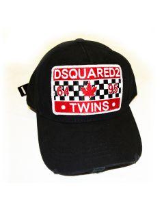 Шапка Dsquared2 Twins